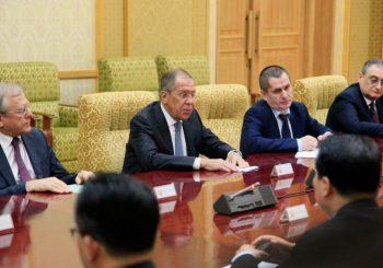 LAVROV U PJONGJANGU Denuklearizacija u nekoliko faza i ukidanje sankcija