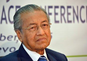 REKORDNO STAR Novi premijer Malezije Mahatir Mohamad ima 92 godine