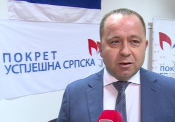 """MAKSIMOVIĆ Nosilac liste """"Uspješne Srpske"""" u IJ 1 spasilac osam života iz Dubice"""