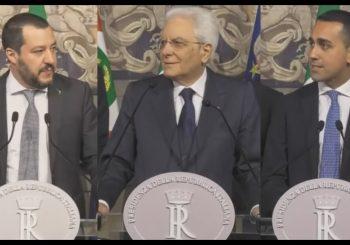 KRIZA Predsjednika Italije nesuđena vladajuća koalicija optužuje za izdaju zemlje