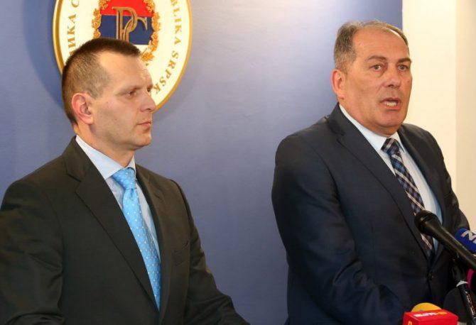 LUKAČ PISAO MEKTIĆU: RS traži da se BiH izjasni protiv prijema Kosova u Interpol