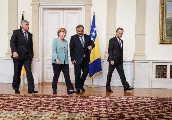 IVANIĆ Angela Merkel nije prijetila članovima Predsjedništva BiH, nudila je pomoć