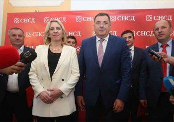 GLAVNI ODBOR PRELOMIO Željka Cvijanović kandidat SNSD-a za predsjednika RS