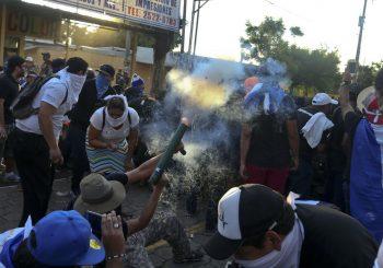 NIKARAGVA U pucnjavi na opozicionim demonstracijama povrijeđeno 10 ljudi VIDEO