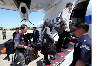 ISTORIJSKI ČIN Sjeverna Koreja dozvolila novinarima iz Seula praćenje rušenja nuklearnog poligona
