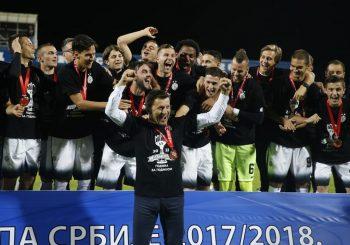 SLAVLJE Partizanu treći uzastopni trofej u Kupu, Đukić ne razmišlja o odlasku