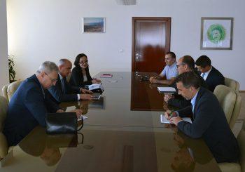 ĐOKIĆ NA SASTANKU SA ŠVARCOM Srpska ima dobru saradnju sa evropskim zemljama