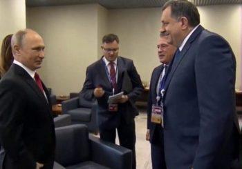DODIK Podaništvo prema Zapadu i distanca od Rusije - to je računica jednaka nuli