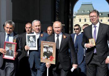 BESMRTNI PUK U Rusiji uhapšeno 20 terorista, planirali atentat na Putina, Vučića i Netanjahua