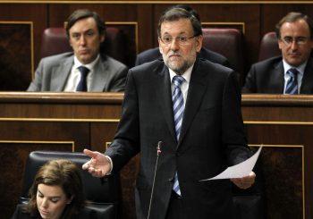 RAHOJ U PROBLEMIMA Socijalisti skupljaju većinu za rušenje španske vlade