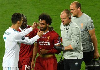 KLOP: Salah teže povrijeđen, RAMOS: Takav je fudbal