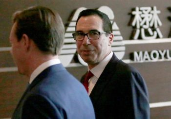 SAD - KINA Spriječen trgovinski rat