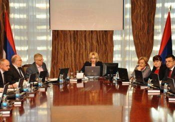 VLADA RS Usvojena odluka o povećanju penzija za 2,5 odsto