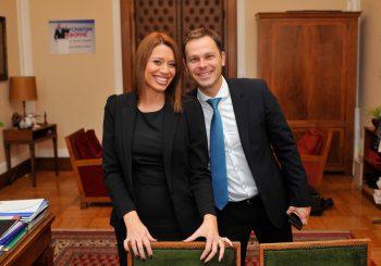 VUČIĆEVE ROKADE Siniša Mali ministar finansija, Irena Vujović gradonačelnik Beograda?