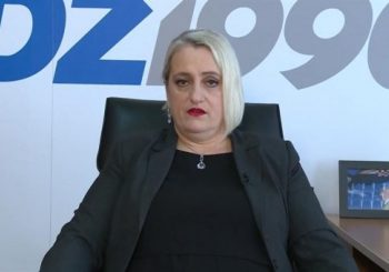 HDZ 1990: Diana Zelenika najvjerovatniji protivkandidat Draganu Čoviću