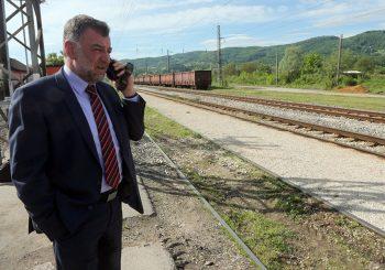 ŽELJEZNICE RS Smijenjen Dragan Savanović, v. d. direktora Zoran Ilinčić