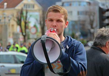 TENZIJE Draško Stanivuković priveden, pokušao da organizuje nove proteste vozača