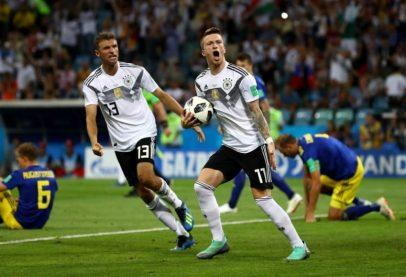 ČUVENA IZREKA VAŽI I ZA ŠVEDSKU Fudbal je igra sa dva tima u kojoj na kraju uvijek pobijede Nijemci