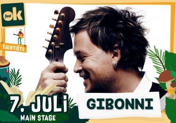 NEKTAR OK FEST 2018 Gibonni vas poziva na Tjentište 7. jula