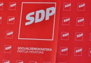 Labuđe jezero u SDP-u