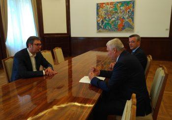 PAVIĆ I TADIĆ KOD VUČIĆA Važan konsenzus svih u RS o budućnosti i bliskosti sa Srbijom