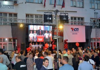 SOCIJALISTI U BANJALUCI Primili 500 novih članova, ciljaju 100.000 glasova u RS