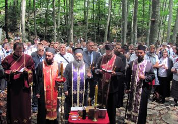 POMEN Obilježeno stradanje 40.000 Srba u Jadovnu, uhapšen hodočasnik iz RS