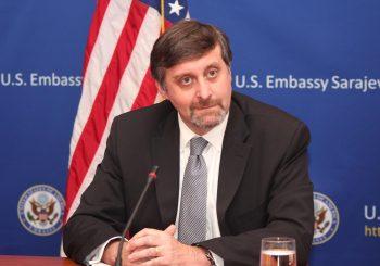 PALMER Politika SAD prema Balkanu ostaje ista - mi smo pozitivci, Rusi negativci, BiH želi u NATO, a Srbija ne