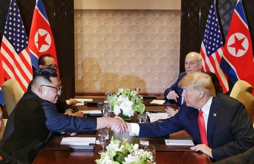 ZAOKRET U ODNOSIMA Tramp i Kim Džong Un potpisali opširnu deklaraciju