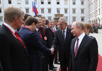 PUTIN U BEČU Austrija za dijalog EU sa Rusijom, dogovorena isporuka gasa do 2040.