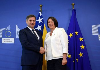 KOMESAR EU ZA SAOBRAĆAJ Namijenili smo BiH 600 miliona evra za projekte, sad sve zavisi od vas