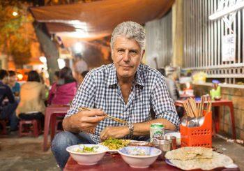 UBIO SE ENTONI BORDEJN Jedan od najpoznatijih kuvara na svijetu objesio se u hotelskoj sobi