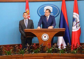 VULIN SA DODIKOM Za namjensku industriju RS 7,2 miliona evra od Ministarstva odbrane Srbije
