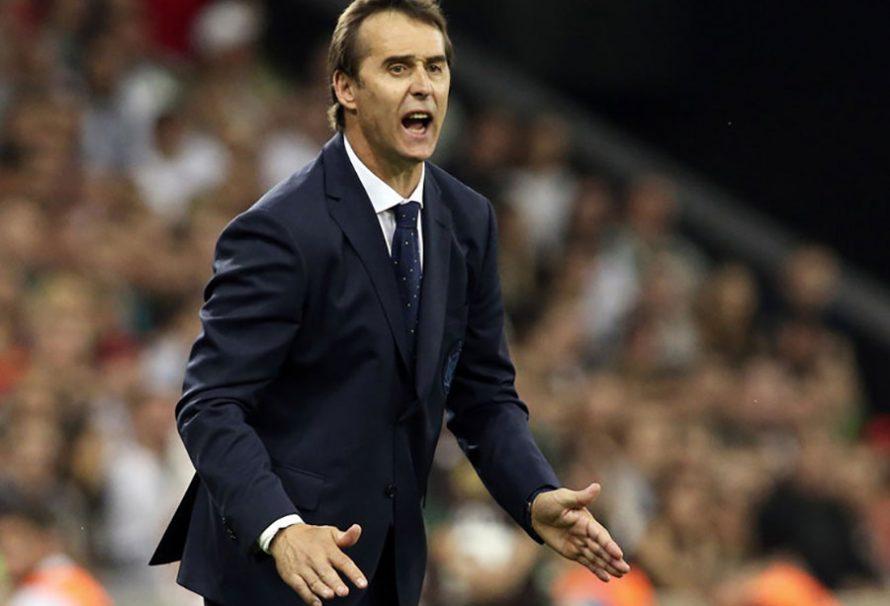 SMJENA Fudbalski savez Španije otpustio selektora dan uoči SP jer je postao trener Reala