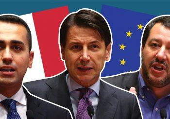 Euro iznad naroda: Je li u Italiji počeo kraj EU?