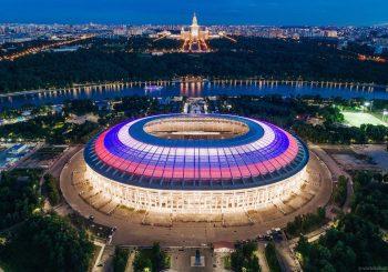 RUSIJA Počinje Svjetsko prvenstvo u fudbalu
