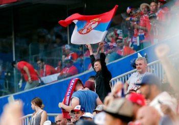POLITIČKE PORUKE Srbija kažnjena zbog uvredljivog ponašanja navijača