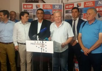 BLOK OKO SDP-a: Sedam stranaka sa sjedištem u Sarajevu u koaliciji za izbore u RS