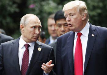 POTVRĐENO Prvi pravi sastanak Putin - Tramp 16. jula u Helsinkiju
