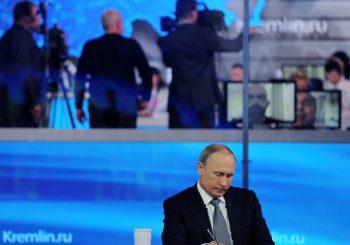 DIREKTNA LINIJA Putin Ukrajincima - ako napadnete Donbas u toku SP, ostaćete bez čitave države