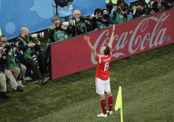 DOMAĆIN NEPRIKOSNOVEN Rusija i dalje pobjeđuje, Egiptu nije pomogao ni Salah
