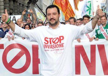 SALVINI SE NE ŠALI Čvrst u stavu da brodovi sa migrantima više ne mogu u Italiju
