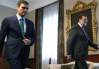 ŠPANIJA Parlament smijenio Rahoja, socijalista Sančez izabran za novog premijera