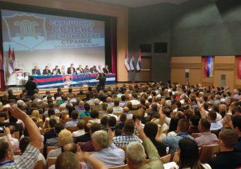 SDS Uoči sjednice Glavnog odbora, 1. jula, žestoka borba za pozicije nosilaca lista