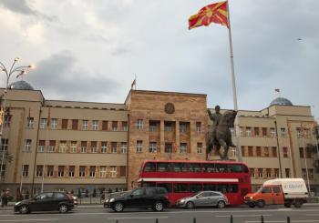 MAKEDONIJA Sobranje sa 69 od 120 glasova prihvatilo sporazum sa Grčkom o imenu