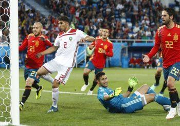 UZBUDLJIV FINIŠ Španija i Portugal u osmini finala nakon remija sa Marokom i Iranom