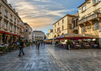 Split – glavni grad Hrvatske?
