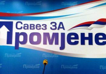 SAVEZ ZA PROMJENE Podrška zajedničkoj srpskoj listi u FBiH bez stranačkih obilježja