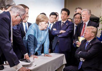 TRAMPOV ZAOKRET Poruka liderima G 7 - Krim je Rusija, Ukrajina je leglo korupcije