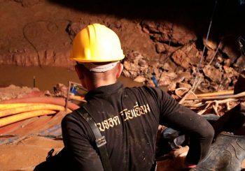 ZBOG NEDOSTATKA KISIKA Obustavljena misija spašavanja dječaka iz pećine na Tajlandu